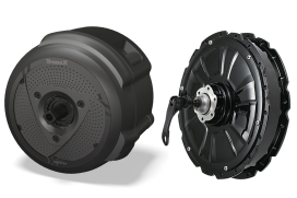 TranzX Presents New Drive System Components