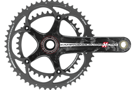Campagnolo's Over-Torque Crankset Technology