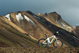 Premiere 'Iceland Challenge' film at Eurobike