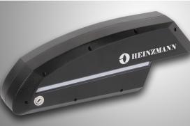 Heinzmann Developed Downtube Battery for MTBs