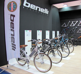 New Benelli E-bike Range