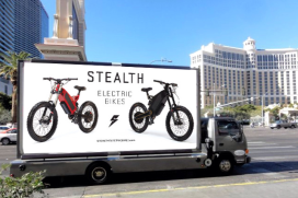 Interbike 'New Style' Opens with Outdoor Demo