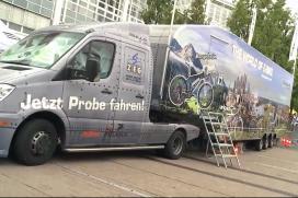 ZEG在世界最大的汽車展IAA展出電動自行車