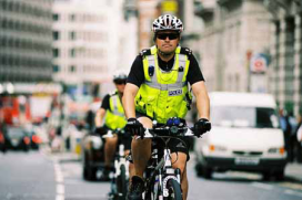 London Police Looking for Suitable E-bikes