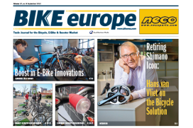 Bike Europe's September Issue Digitally Available