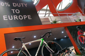 EU's Bike Imports from Cambodia Grows Enormously