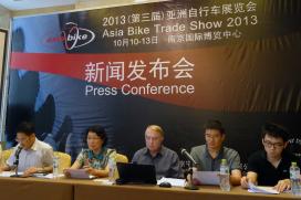 亞洲自行車展將在中國呈現出Eurobike的趨勢