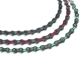 KMC's Diamond Like Coating (DLC) Chain