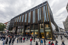 Germany's Giant Sports Retailer Opens Flagship Store