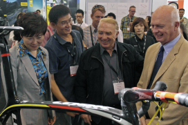 Asia Bike Successful as Stand-alone Show