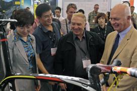 亞洲自行車展成功地獨立舉辦