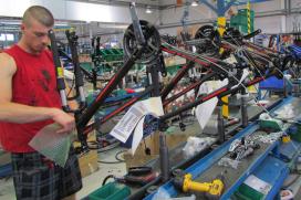 自行車產業避免不了經濟衰退