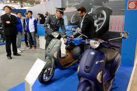 Many Copycat Scooters Seized at EICMA