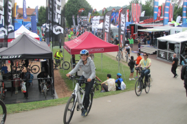 Eurobike Demo Day Relocated