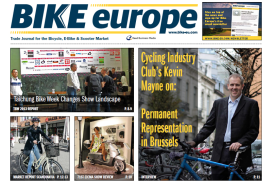 Bike Europe's November Issue Available On-line