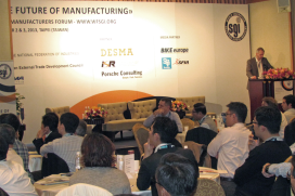 Manufacturing Landscape to Change Dramatically