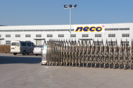 Neco's Third Chinese Factory Operational
