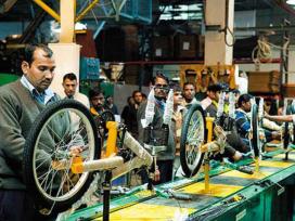 孟加拉食品製造商開始出口自行車到歐盟