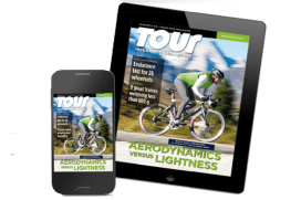German Tour Magazine App Now in English
