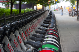 Public Bike System Maker Bixi Files for Insolvency