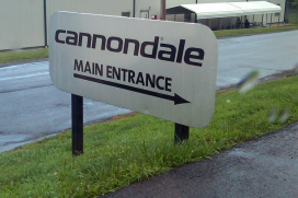 Dorel Closes Cannondale Factory in US