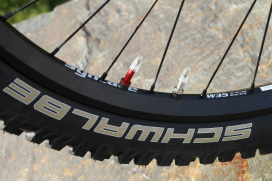 Schwalbe and Syntace Partner in Tyre Development