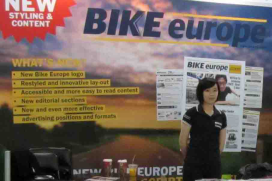 Meet Bike Europe at Taipei Cycle