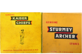 Rock Band Infringing Sturmey-Archer Copyrights