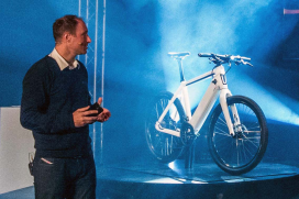 Stromer's New E-Bike Communicates with Rider