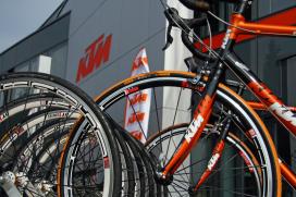 Also in Austria E-Bikes Expand in Depressed Market