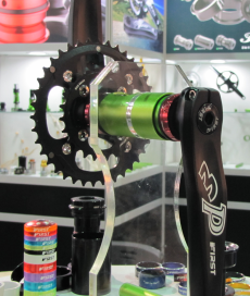 First Bicycle Unveils Fat Bike Crank