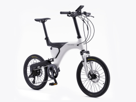 Darfon's Award Winning PS1 E-bike