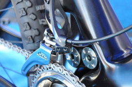 Shimano發表新一代XTR