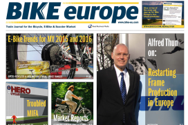 Bike Europe's April Issue Available Online