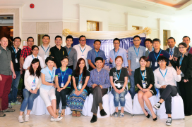 Dahon's Asian Distributors Meet in Pattaya