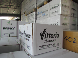 Vittoria Changes Brand Strategy