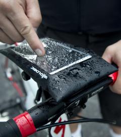 Biologic Unveils Bike Mount Dry Bag