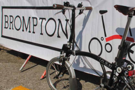 Brompton Goes Dealer-Direct