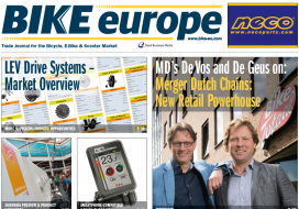 Bike Europe's August Issue Available On-line