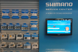 Shimano Europe Rolls Out New Service Center Concept