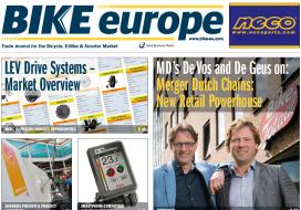 Bike Europe八月號已可上網閱讀