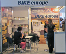 Meet Bike Europe at Eurobike