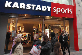 Retail Giant Karstadt Sold for One Euro