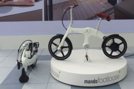 Mando Footloose IM Version Launched at Eurobike