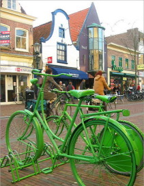 WTO Negotiations Open Possibility of Bicycles Classed as Environmental Goods