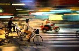 Chinese back on (Electric) Bikes