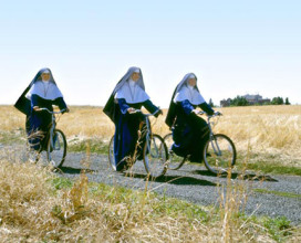 Nuns Go On Bicycle Pursuit Of Suspected Thief