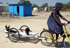 Namibia: BEN Factory Starts Making Bicycle Ambulances