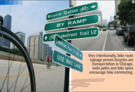 Illinois Awards $2.6 million for Bicycle Paths