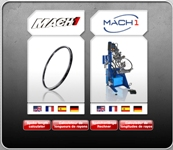 MACH1: Website Re-launch